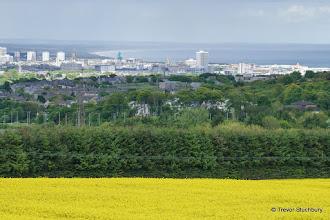Photo: Aberdeen from near Blue Hill