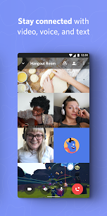Discord – Talk, Video Chat For Gamers 47.3 MOD APK [UNLOCKED] 2