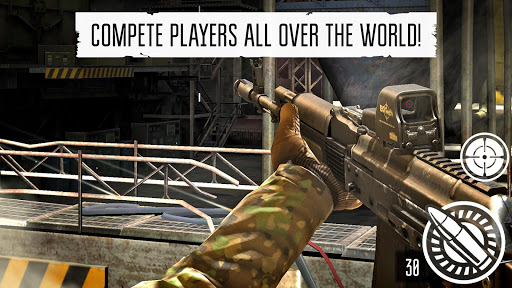 Sniper Battles: online PvP shooter game - FPS  screenshots 3
