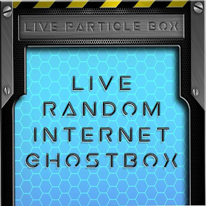 Live particle box itc ghost box android apps on google play for Spirit box app android