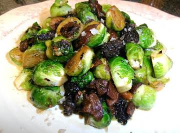 Brussels, Morels and Pancetta