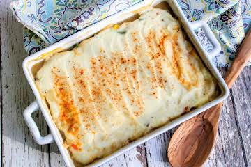 Shepherdess' Pie