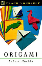 Photo: Teach Yourself Origami Harbin, Robert Hodder & Stoughton ISBN 0340565276 US edition NTC Publishing Group 1992 ISBN 0844239356
