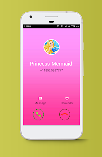 Call From Princess Mermaid - OMG SHE ANSWER ME - náhled