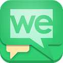 WeSpeke Chat icon