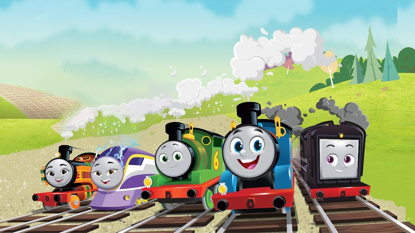 Watch Thomas & Friends: All Engines Go live