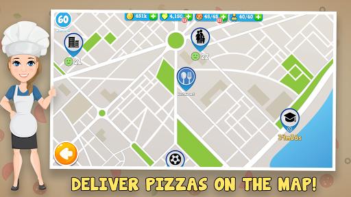 Pizza Inc: Pizzeria restaurant tycoon delivery sim screenshots 2