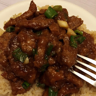 Authentic Mongolian Beef Copycat Recipe Like PF Chang's