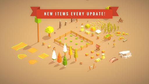 Pocket Build - Ultimate sandbox building modavailable screenshots 8