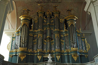 Photo: Largest organ in Lithuania - Vilnius, Lithuania