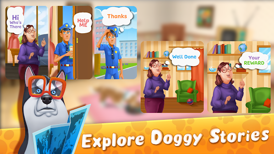 Dog Town: Pet Shop Game, Care & Play with Dog Screenshot