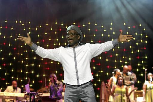 Panic as Joyous Celebration founder Lindelani Mkhize suffers