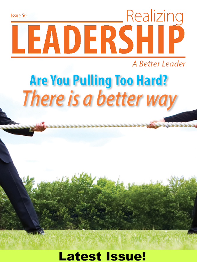 Realizing Leadership- screenshot