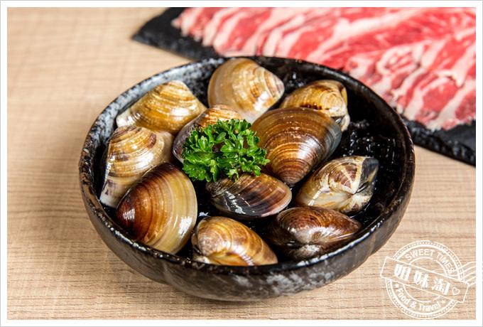 星洲火鍋精選大蛤蠣