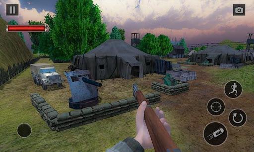 World War 2 Last Battle 3D: WW2 Special Ops 1.0.8 screenshots 1