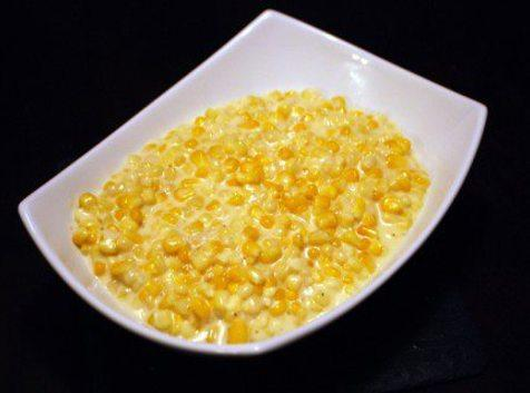 Babe's Creamed Corn Recipe