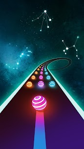 Dancing Road: Color Ball Run! MOD APK (Unlimited Money) 3