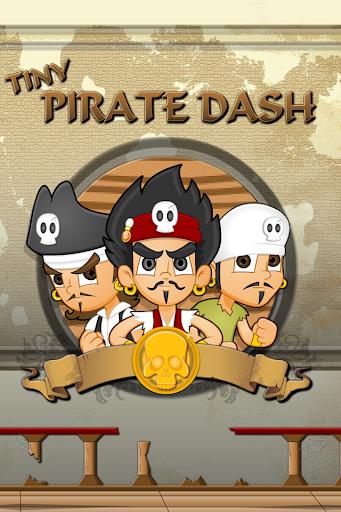 Tiny Pirate Dash - Caribbean