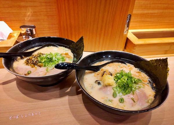 臥龍拉麵 - 左營明誠路上新開的日式拉麵店,加入正統日式高菜的日本酸菜拉麵