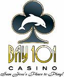 Logo for Bay 101 Casino