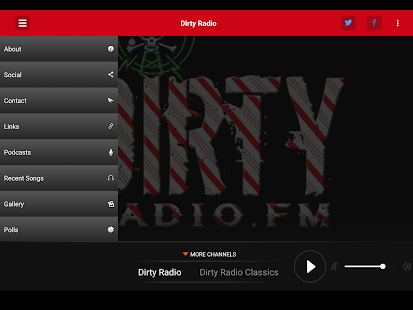 Dirty Radio- screenshot thumbnail