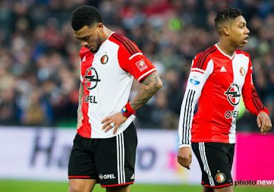 Feyenoord coince, tout profit pour l'Ajax