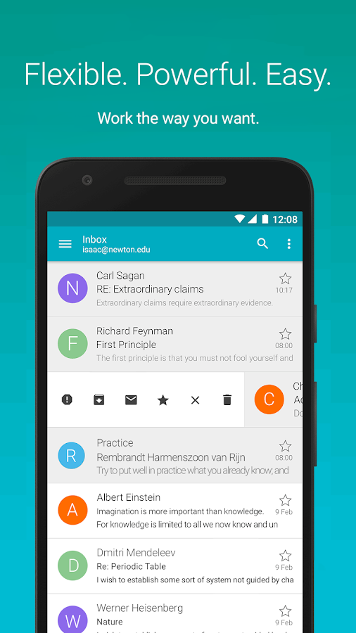 Aqua mail pro key android apps on google play aqua mail pro key screenshot urtaz Gallery