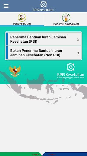 BPJS Kesehatan Mobile app (apk) free download for Android/PC/Windows screenshot