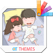 Couple Xperia Theme