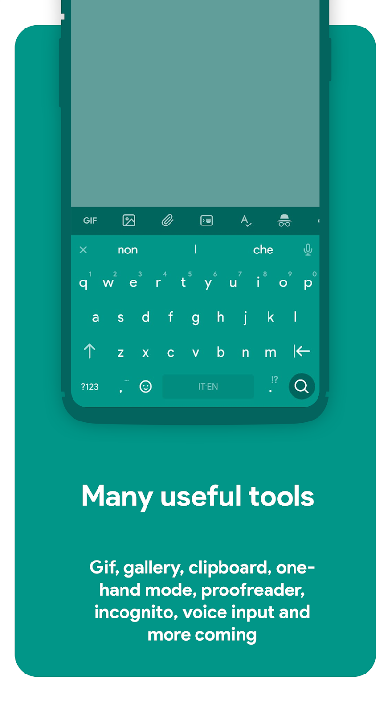 Chrooma - Chameleon Smart Keyboard Screenshot 7
