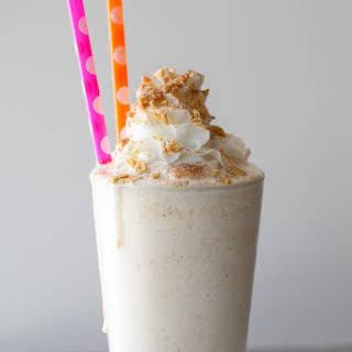 Cinnamon Toast Crunch Milkshake.