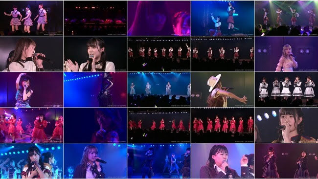 190607 (720p) AKB48 岡部チームA「目撃者」公演