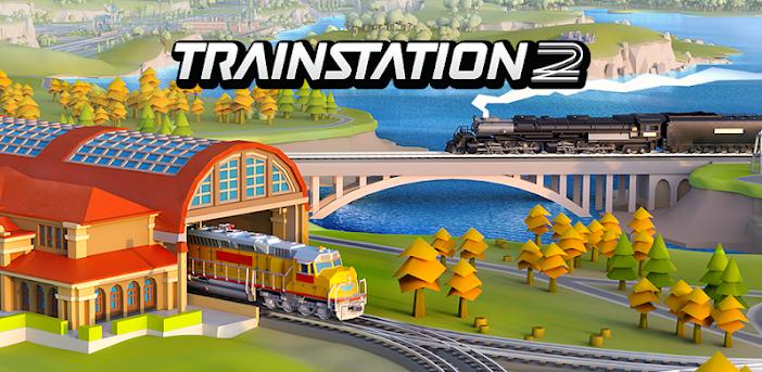 Train Station 2: Sammle Züge & Baue dein Imperium