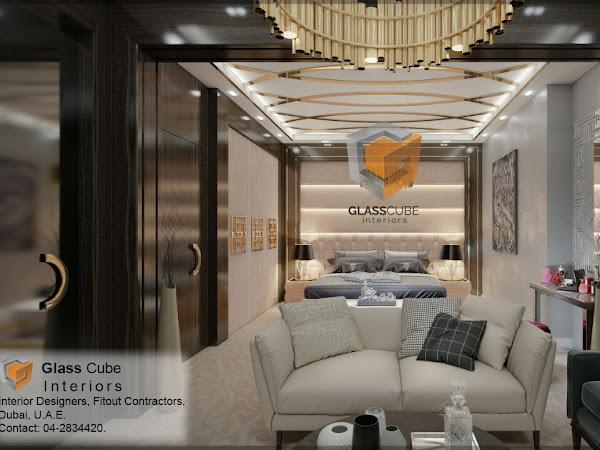Glass Cube Interiors