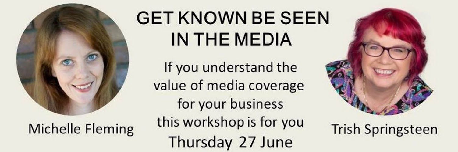 Get Known Be Seen in the Media