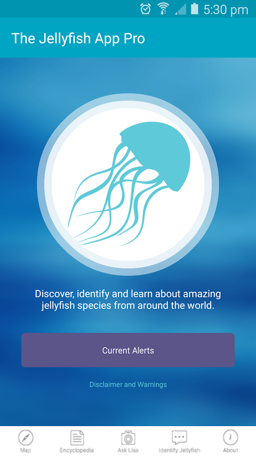 The Jellyfish App Pro- screenshot