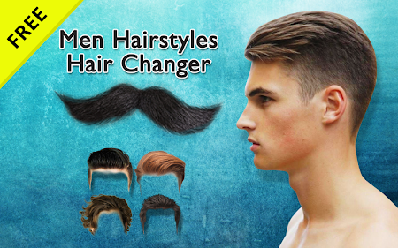 Men Hairstyles - Hair Changer 1.5 screenshot 997728