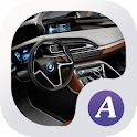 BMW Theme ABC Launcher icon