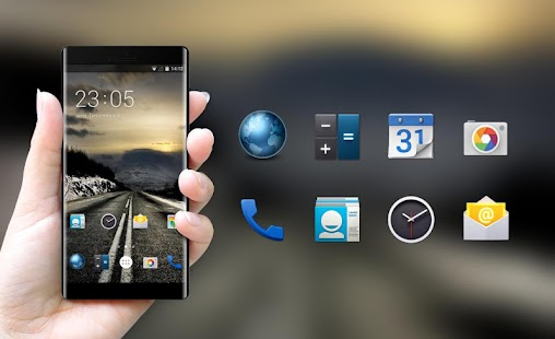 Theme for Micromax Canvas 5 - náhled