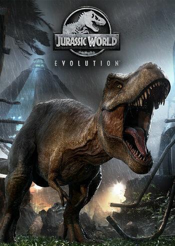 Acheter Jurassic World Evolution Steam Key GLOBAL | ENEBA