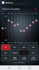 Radsone screenshot 2