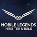 Hero Tier And Build - Mobile Legends