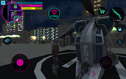Cyber Future Crime - screenshot