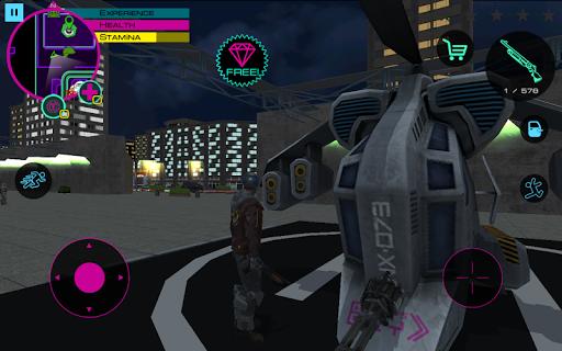 Cyber Future Crime 1.1 screenshots 7