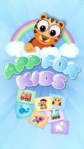 App For Kids - Free Kids Game