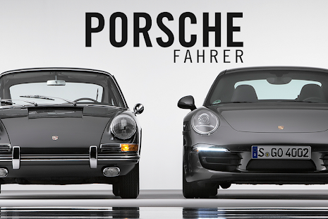 PORSCHE FAHRER Magazin- screenshot thumbnail