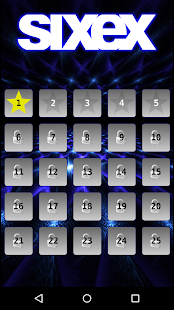 Sixex – Fun Number Puzzle Game- screenshot thumbnail