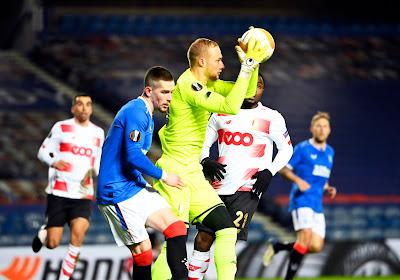 """Arnaud Bodart sait que l'équipe a tout donné: """"Nous avions les jambes lourdes"""""""