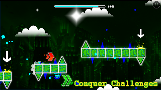 Geometry Impossible Rush 2018- Flippy Geometry War for PC