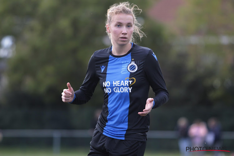 Speelster Club Brugge kiest voor avontuur in Eerste Nationale